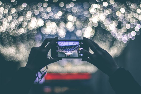 Mobile camera captures micro-moment